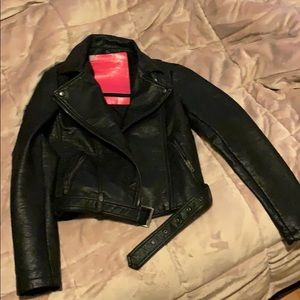 Superdry leather jacket. Great condition.